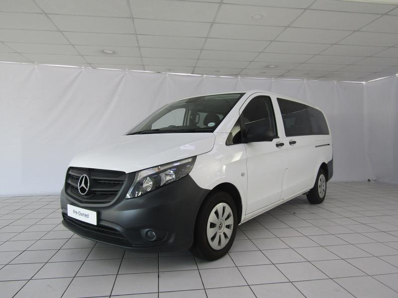 Mercedes-Benz Vito 114 2.2 Cdi Tourer Pro At