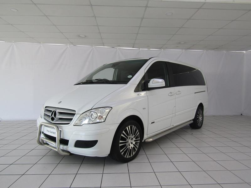 Mercedes-Benz Viano 3.0 Cdi Ambiente At
