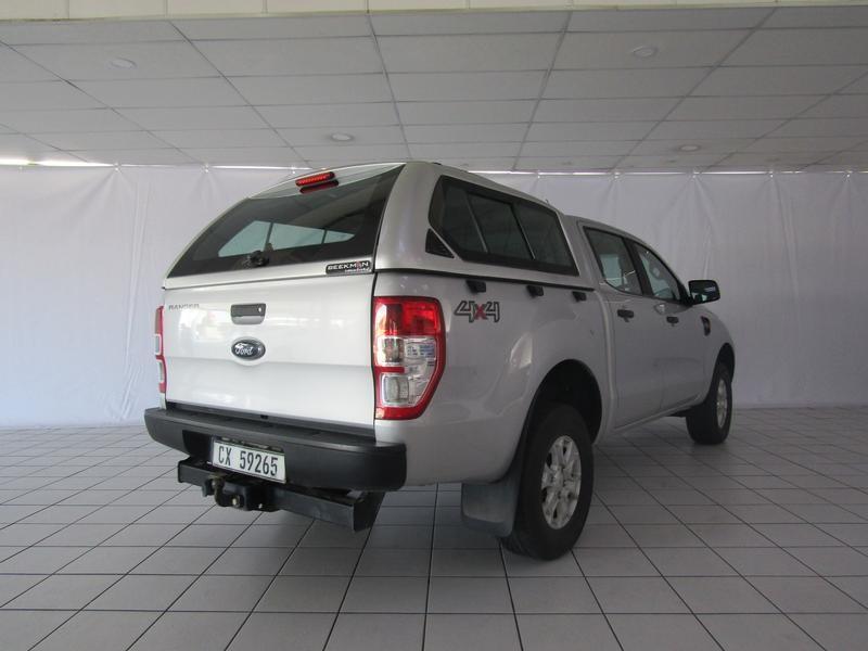 Ford Ranger 2.2 Tdci Xl 4X4 D/cab