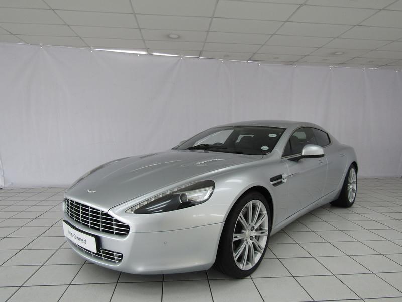 Aston Martin Rapide S Touchtronic