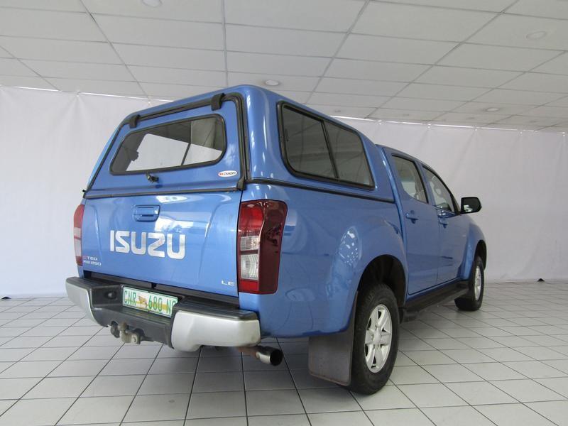 Isuzu Kb 250 D-Teq D/cab Le 4X4