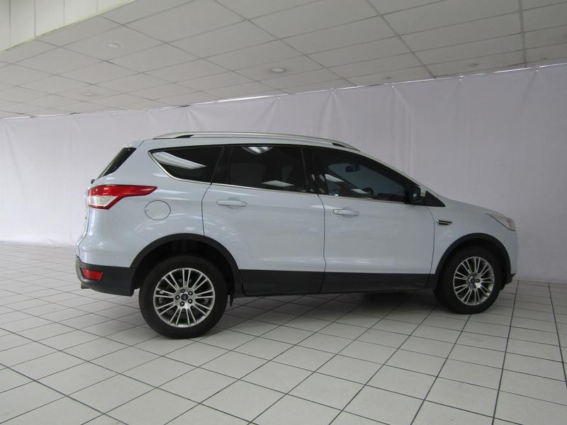 Ford Kuga 2.0 Tdci Trend Awd Powershift
