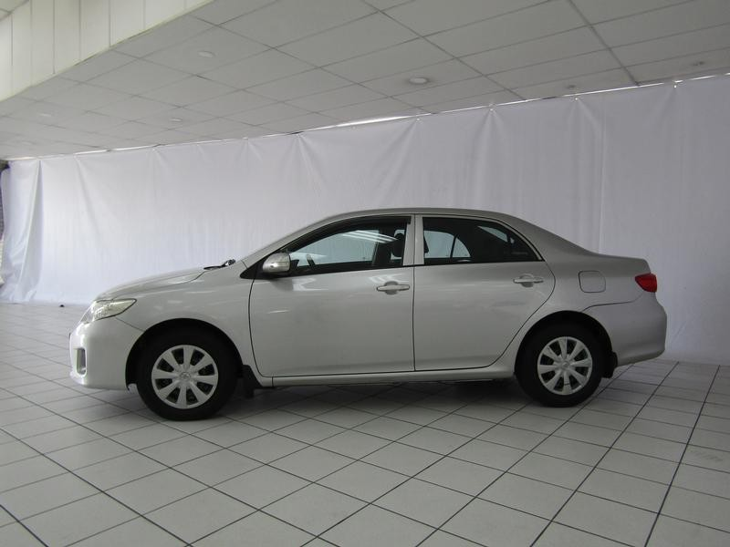 Toyota Corolla Quest 1.6 At