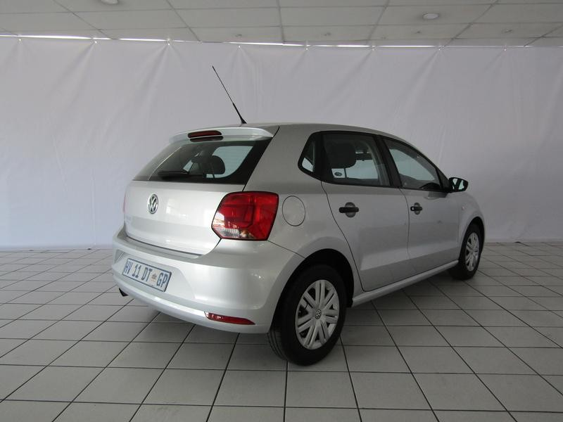 Volkswagen Polo Vivo Hatch My21 1.4 Trendline