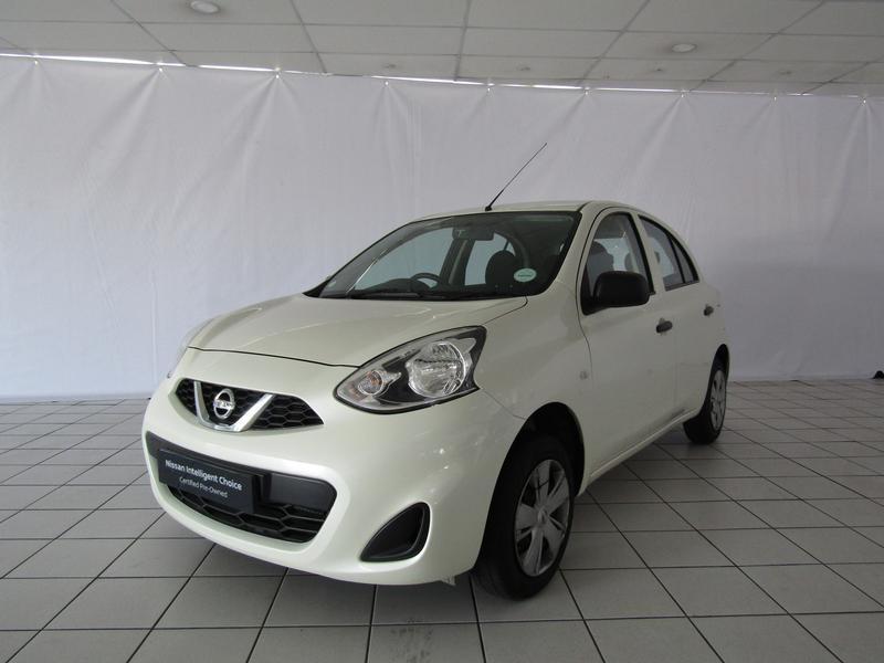 Nissan Micra Active 1.2 Visia Nav