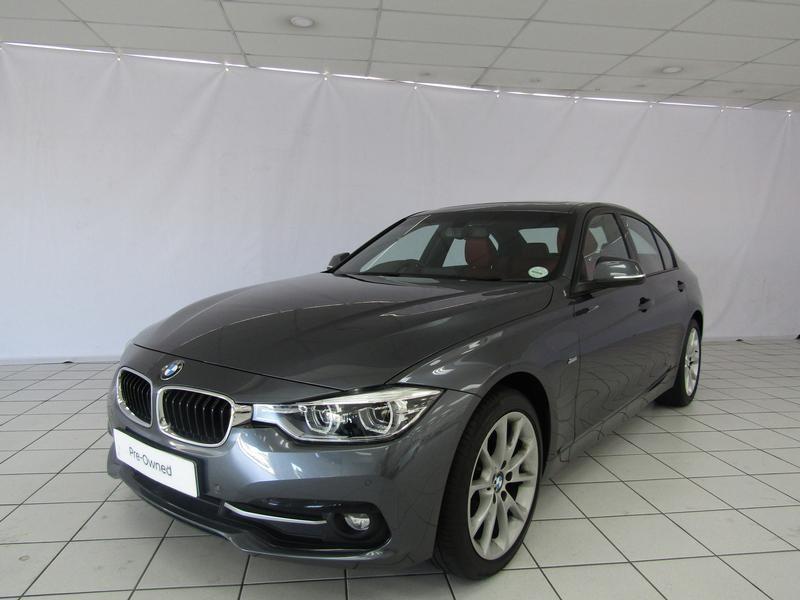 BMW 3 Series Sedan My15 320d Sports Steptronic