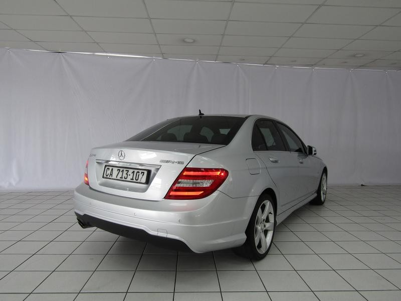 Mercedes-Benz C-Class Sedan C 200 7G-Tronic Plus