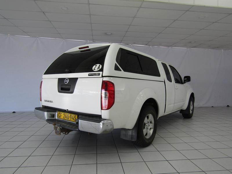 Nissan Navara My13 2.5 DCi 4x4 Xe K/cab