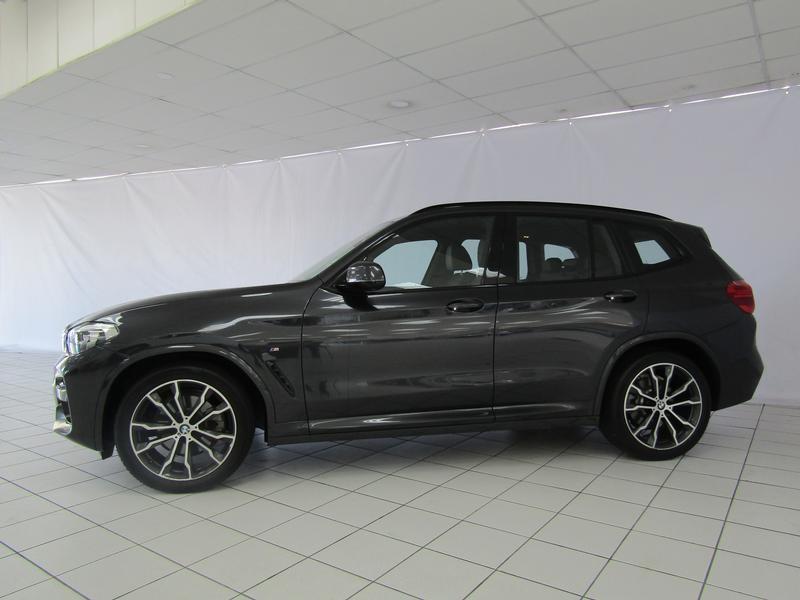 BMW X3 Xdrive20d M Sport Steptronic