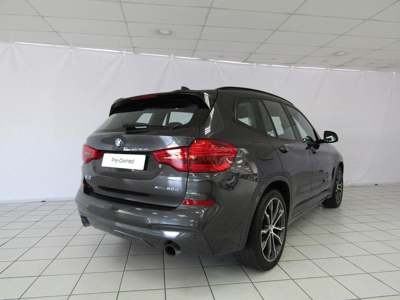 BMW X3 Xdrive20d M Sport Steptronic