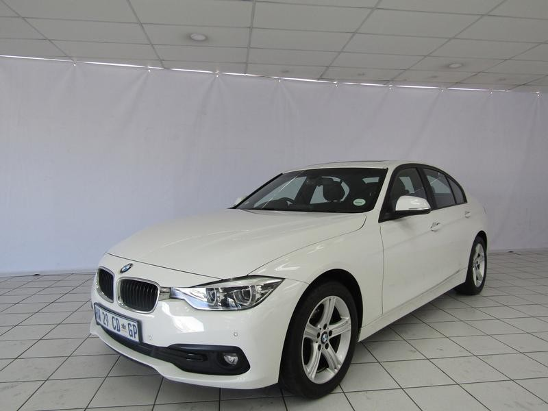 BMW 3 Series Sedan My15 320d Steptronic