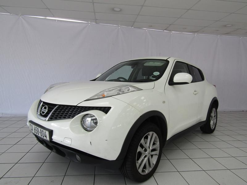 Nissan Juke 1.6 Acenta+