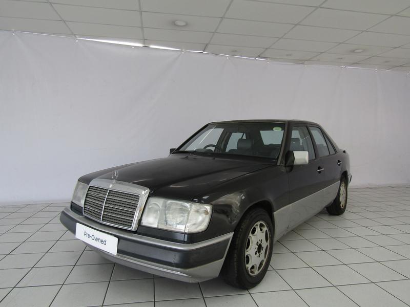 Mercedes-Benz 230 E A/T A/C (W124)
