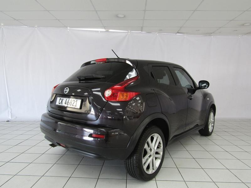 Nissan Juke 1.6 Dig-T Tekna (leather)