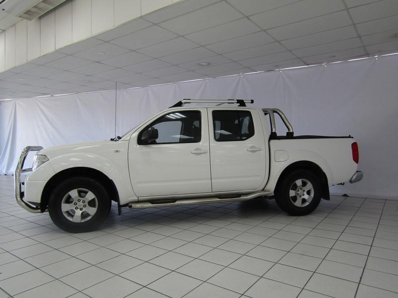 Nissan Navara 2.5 DCi 4x2 Le D/cab