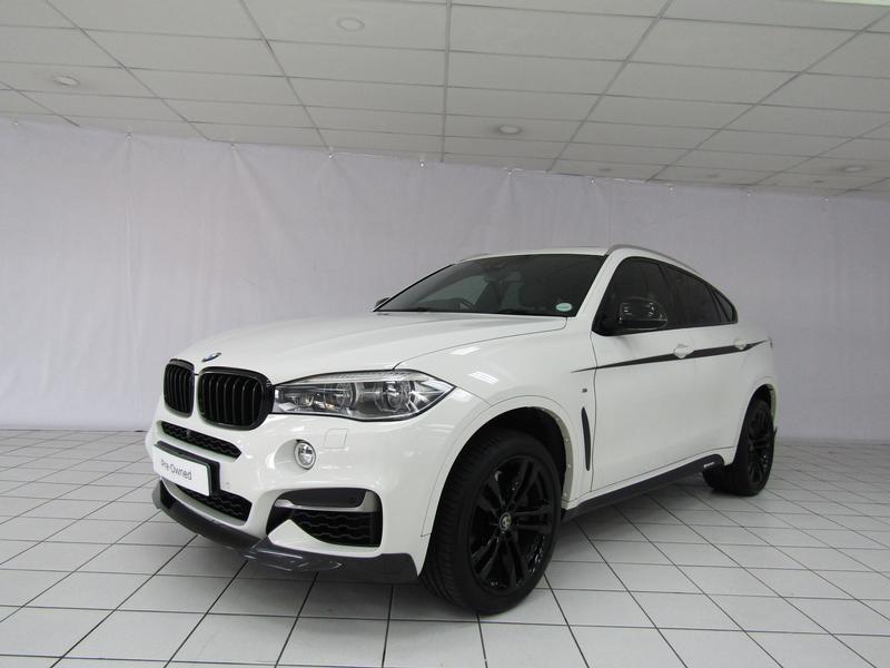 BMW X6 M50d Sport Steptronic