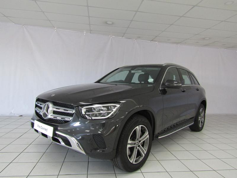 Mercedes-Benz Glc 300d 4matic 9G-Tronic