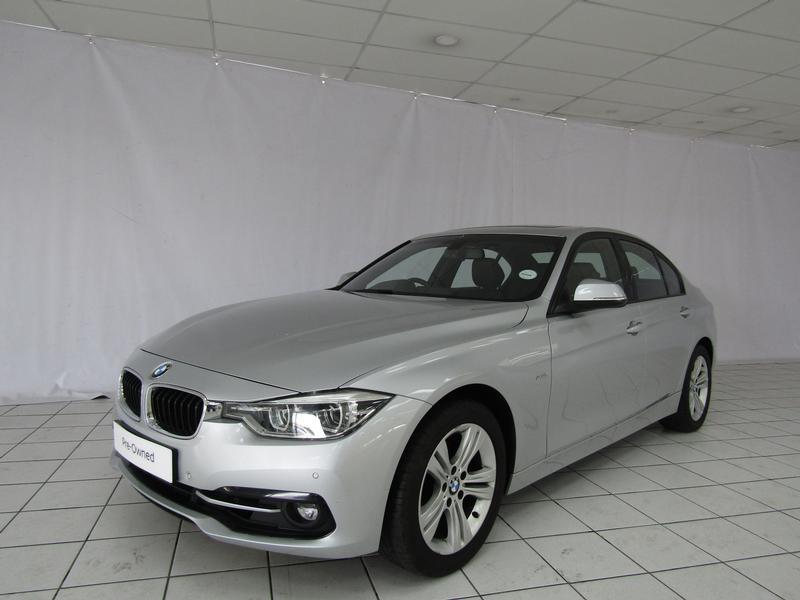 BMW 3 Series Sedan 320i Sport Line Steptronic