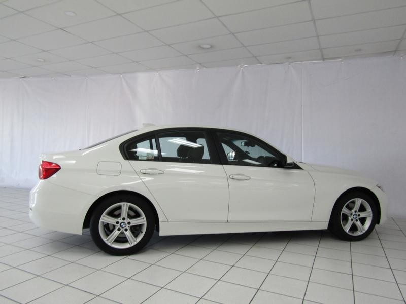 BMW 3 Series Sedan My15 320d Sports Steptronic