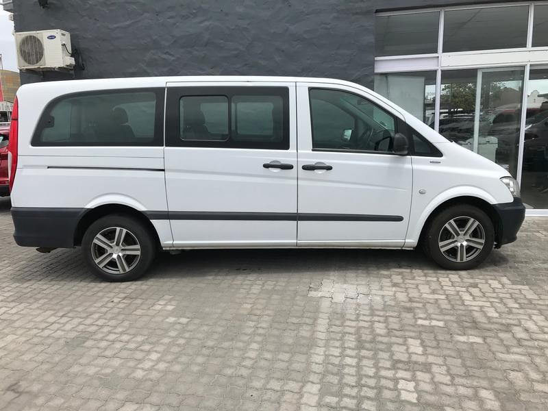 Mercedes-Benz Vito 116 Cdi Crew Bus