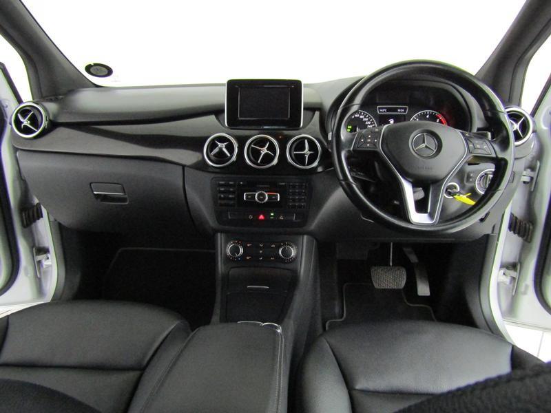 Mercedes-Benz B-Class B 200 Cdi Blueefficiency 7G-Dct