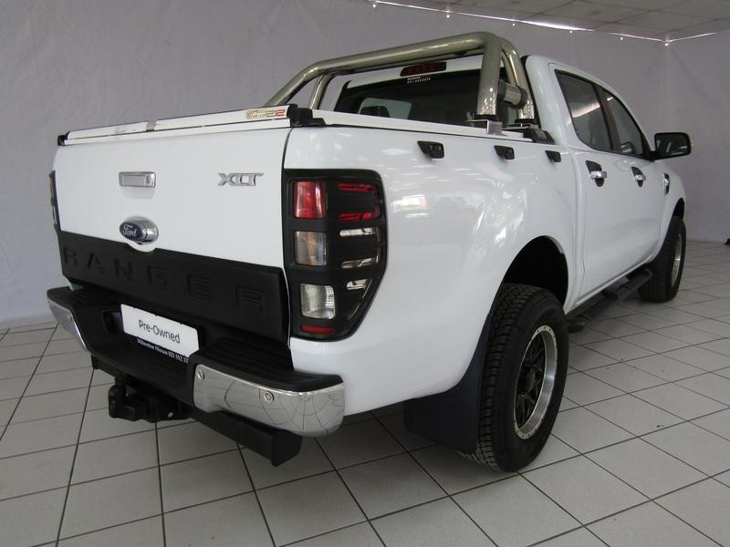 Ford Ranger 3.2 Tdci Xlt 4X4 D/cab At