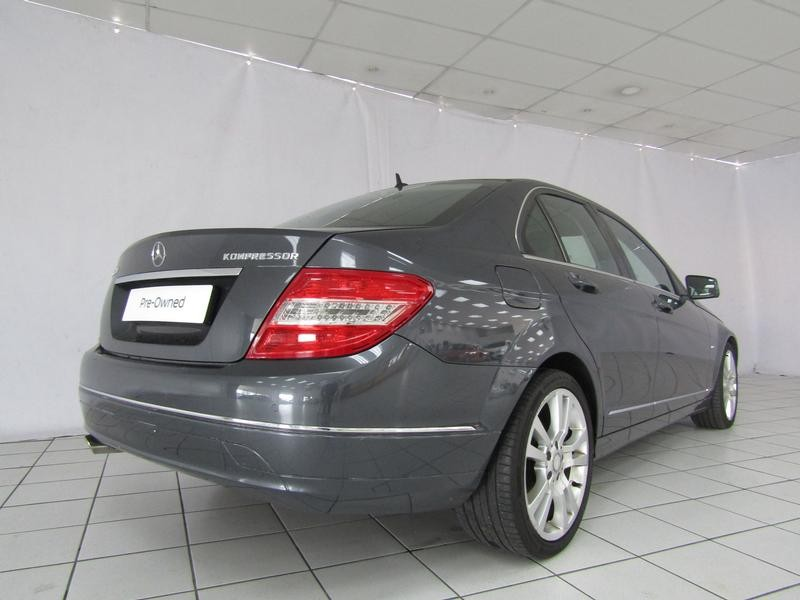 Mercedes-Benz C200 AMG Auto