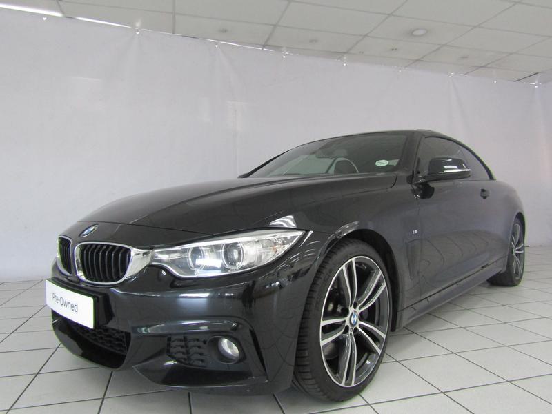 BMW 4 Series Convertible 435i M Sport Sport Steptronic