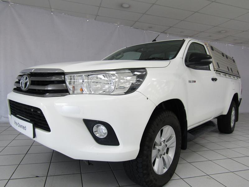 Toyota Hilux 2.4 Gd-6 4X4 Srx