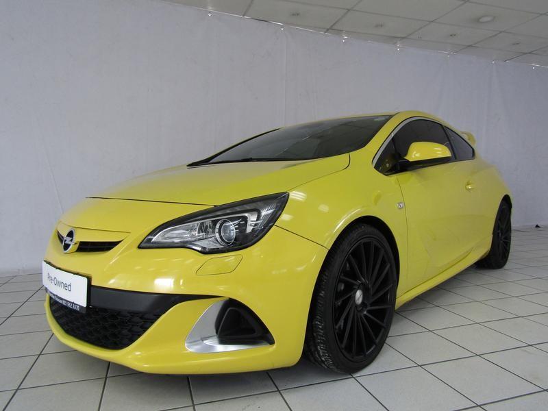 Opel Astra Opc 2.0T