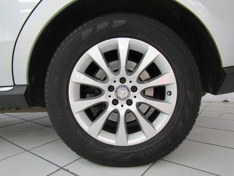 Mercedes-Benz Ml Ml 250 Btec 4matic 7G-Tronic