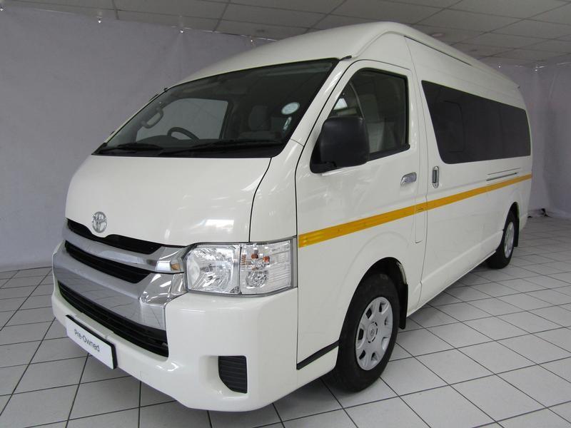 Toyota Quantum 2.7 14-Seater Bus