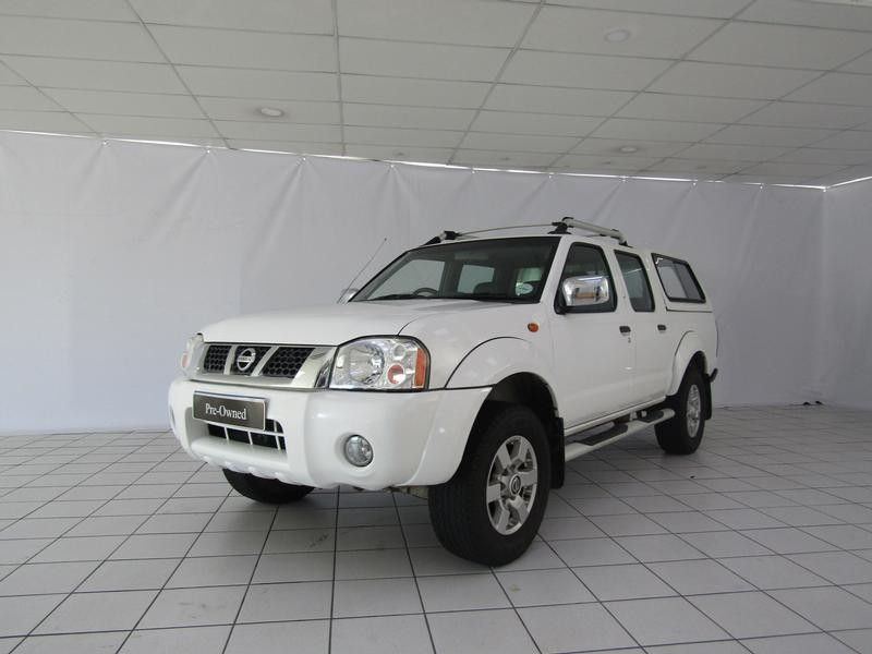 Nissan Np300 Hardbody Promo 2.5 Tdi D/cab Se Hi Rider 4X4