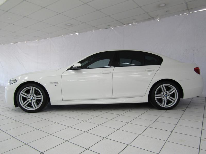 BMW 5 Series Sedan 520i M Sport Steptronic