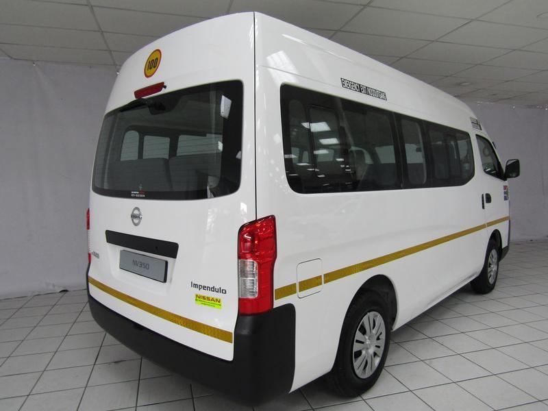 Nissan Nv350 2.5 Impendulo Taxi (ac)
