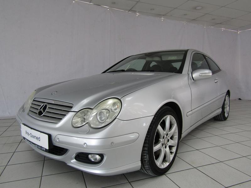 Mercedes-Benz C-Class Coupe 230 Evolution