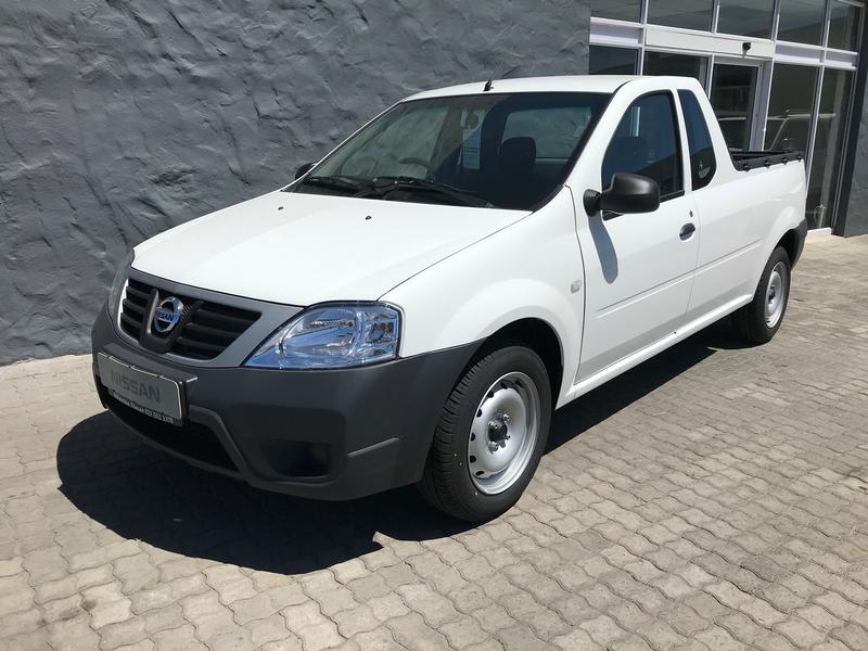 Nissan NP200 1.6 8V (new Base Model)
