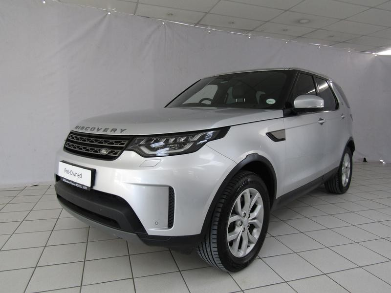 Land Rover Discovery MY20 3.0 P Se (250kW)