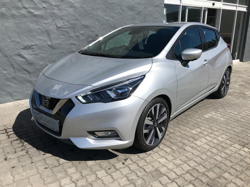 Nissan Micra My21 1.0T Acenta Plus
