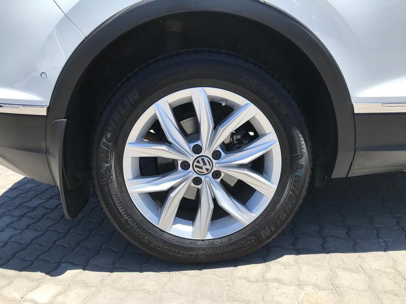 Volkswagen Tiguan My18 2.0 Tdi Highline 4motion Dsg