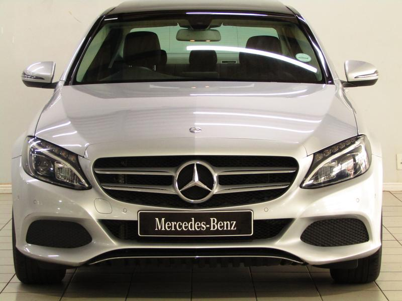 Mercedes-Benz C-Class Sedan C 200 Avantgarde 9G-Tronic