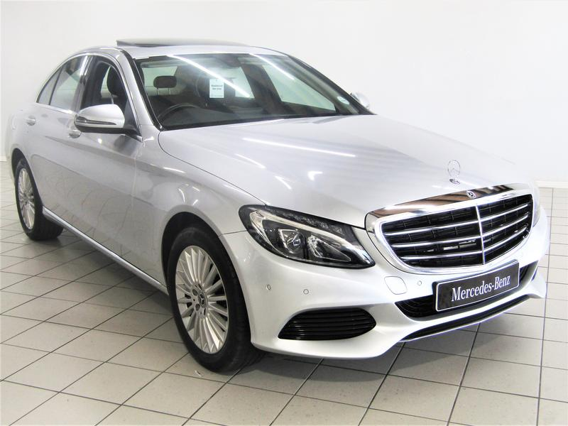 Mercedes-Benz C-Class Sedan C 200 Exclusive 7G-Tronic Plus