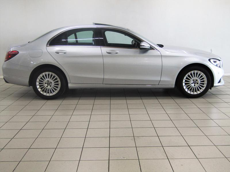 Mercedes-Benz C-Class Sedan C 200 Exclusive 7G-Tronic Plus