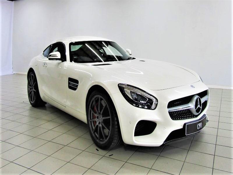 Mercedes-Benz Amg Gt Amg Gt S Speedshift Dct