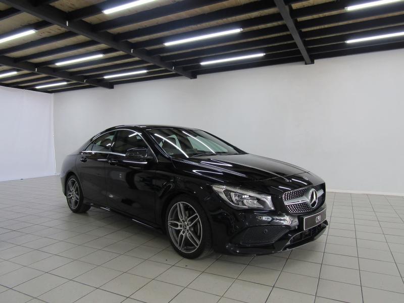 Mercedes-Benz Cla Cla 200 Amg 7G-Dct