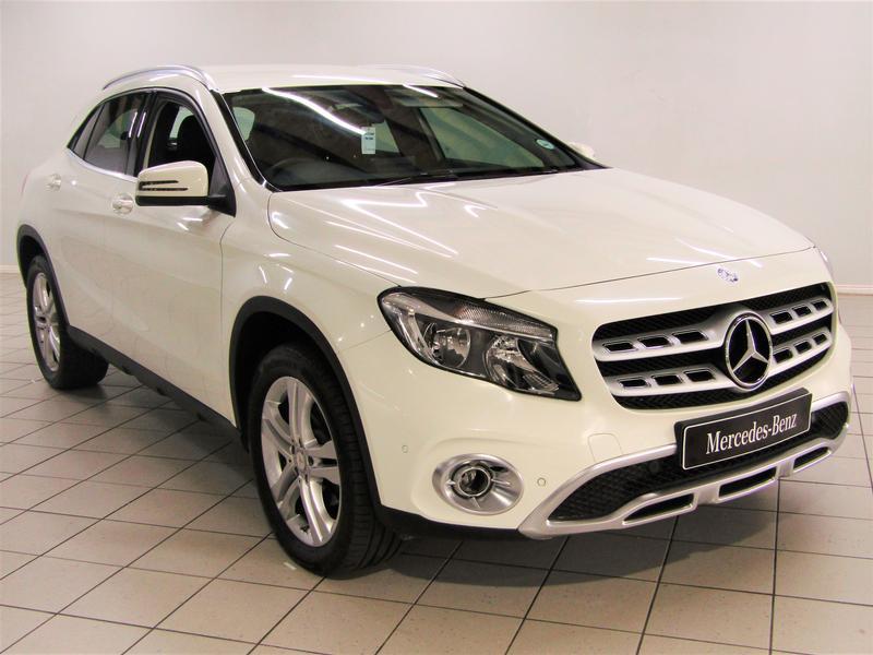 Mercedes-Benz Gla Gla 200d 7G-Dct