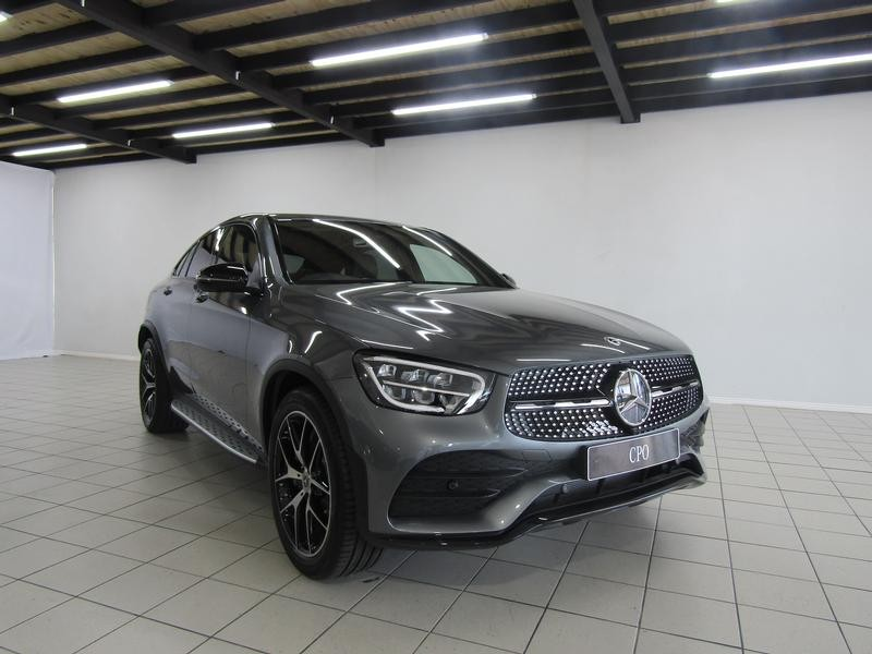 Mercedes-Benz Glc Coupe Glc 220 D 4matic 9G-Tronic