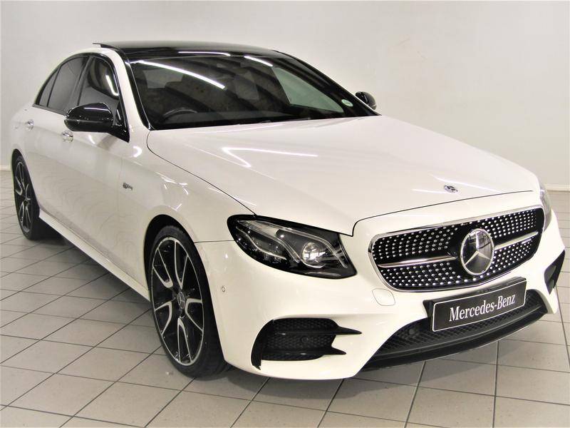 Mercedes-Benz E-Class Sedan Mercedes-Amg E 43 4M 9G-Tronic