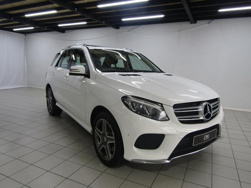 Mercedes-Benz Gle Suv Gle 350 D 9G-Tronic