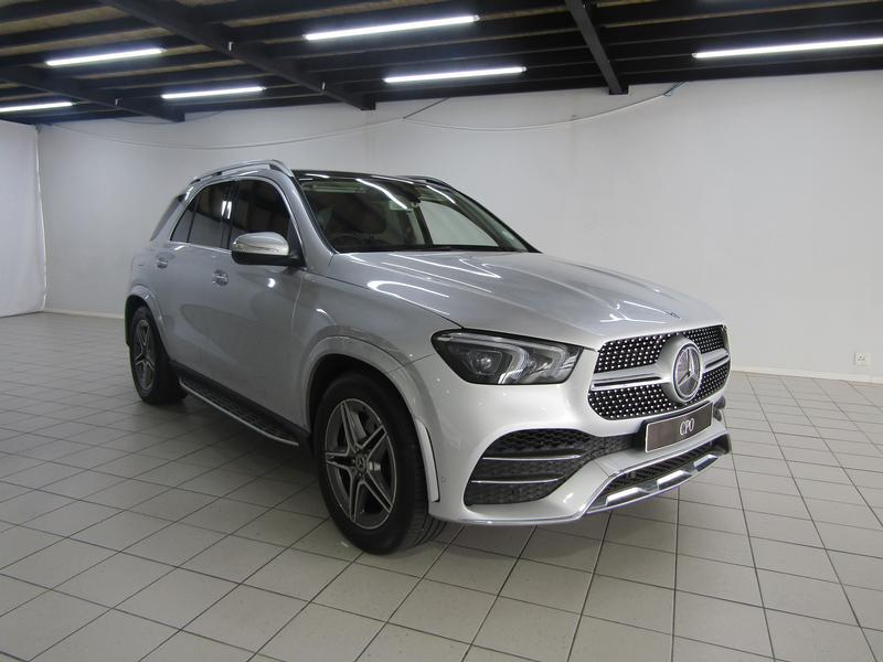 Mercedes-Benz Gle Suv 400d 4matic 9G-Tronic